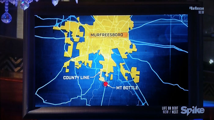 Murfreesboro city limits - Back to the Bar Empty Pockets - Spike TV's Bar Rescue