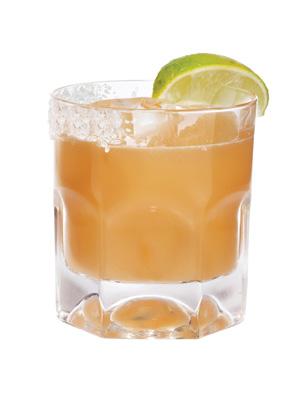 Smoke and Fire Margarita cocktail recipe - Cinco de Mayo cocktails