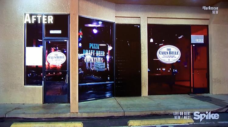 The Cajun Belle exterior - Spike TV's Bar Rescue with Jon Taffer