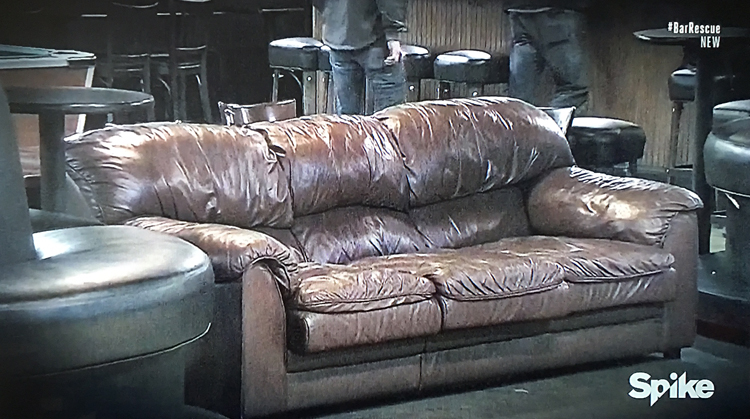 The Lister Porn Couch- Bar Rescue Back to the Bar: The Luck of the Irish