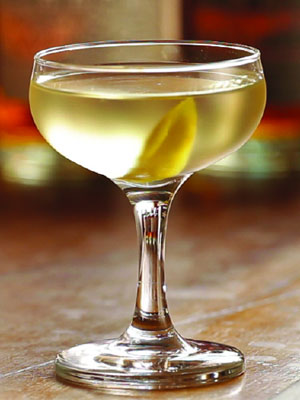 Hudson Whiskey White Manhattan - World Cocktail Day 2016 cocktail recipes