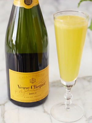 Classic Mimosa - Essential Brunch Cocktails