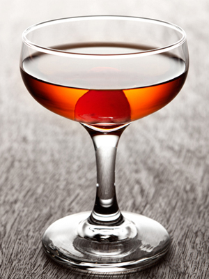 Manhattan cocktail - Whiskey cocktails