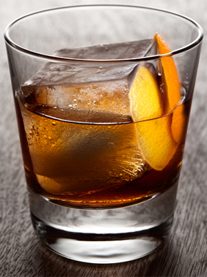Old Fashioned cocktail - Whiskey cocktails