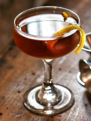 Hanky-Panky cocktail recipe - Negroni Week