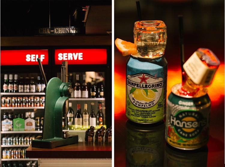 Genuine Liquorette in NYC cocktails - Fun bar ideas