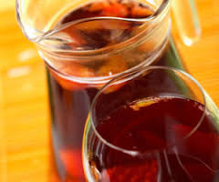 Sinfully Red cocktail recipe - Wine cocktails