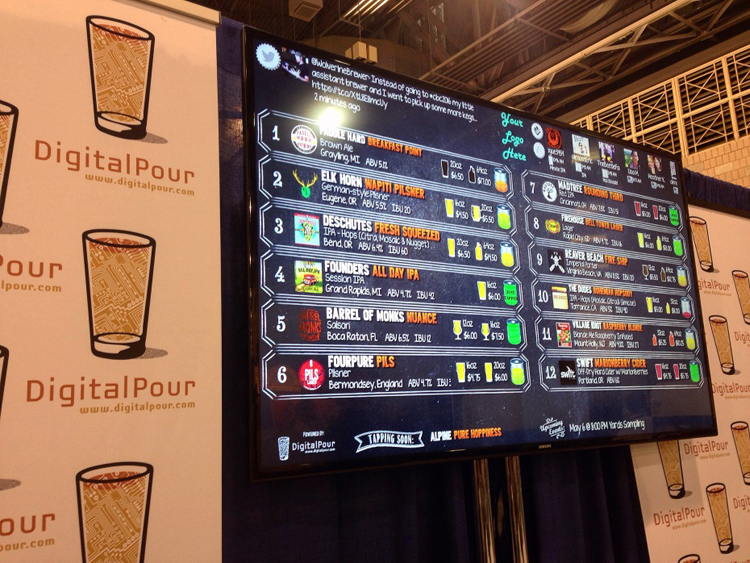 DigitalPour - 2016 Craft Brewers Conference & BeerExpo America
