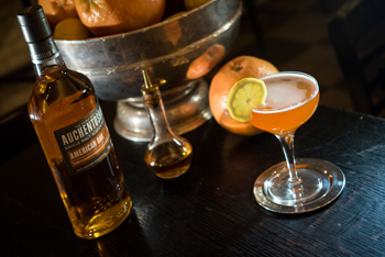 It's Bitter to Be Hoppy - National Scotch Day 2016 cocktail recipes