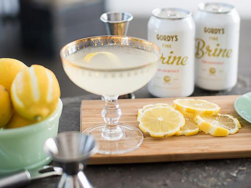 Innuendo cocktail recipe - Brine cocktails