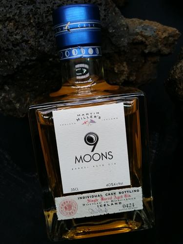 Martin Miller's 9 Moons barrel-aged gin - Martin Miller's Gin