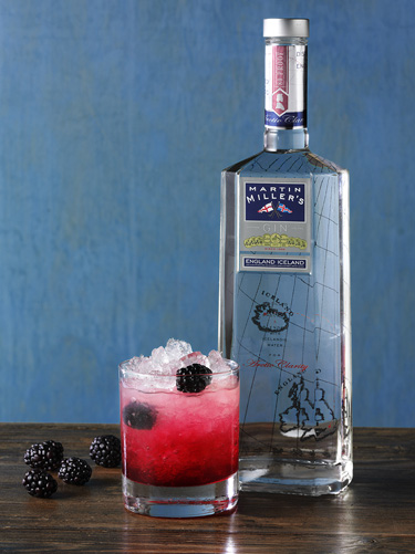 The Bramble cocktail recipe - Martin Miller's Gin