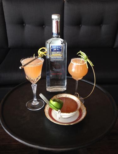 Queen Anne's Revenge cocktail recipe - Martin Miller's Gin