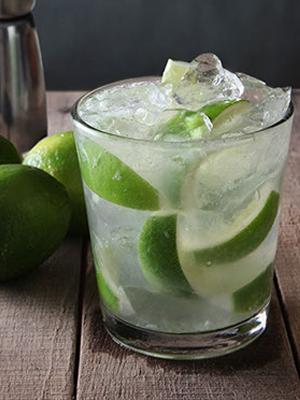 Leblon Caipirinha cocktail recipe - Cachaca drink promotions