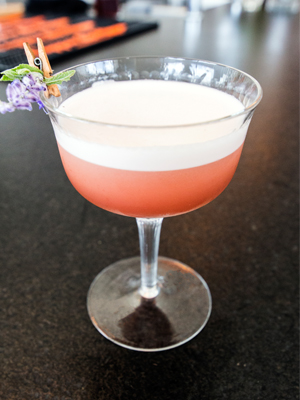 Little Red Corvette cocktail recipe - Nathaniel Smith