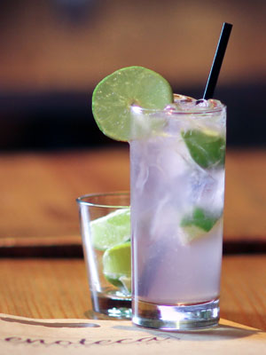 Rio Rose cocktail recipe - 2016 Summer Olympics