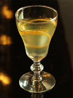 Singani White Negroni cocktail recipe - Singani 63 cocktails