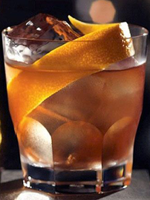 Bacardi 8 Old Fashioned cocktail recipe - National Rum Day 2016