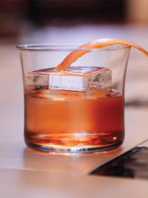 East India Negroni cocktail recipe - National Rum Day 2016