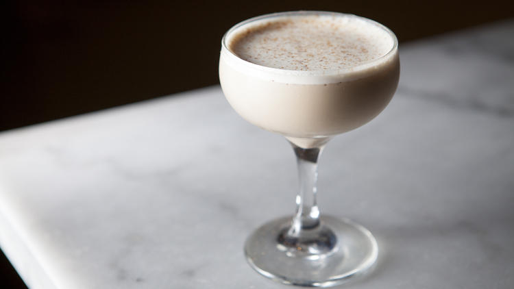 Peking Tavern's Peking Coffee cocktail recipe - Baiju cocktails