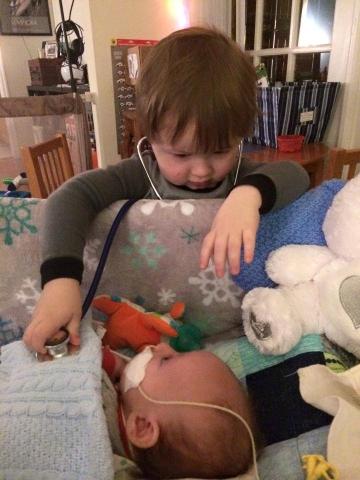 Finn and Rhys Abbott - CORE family updates