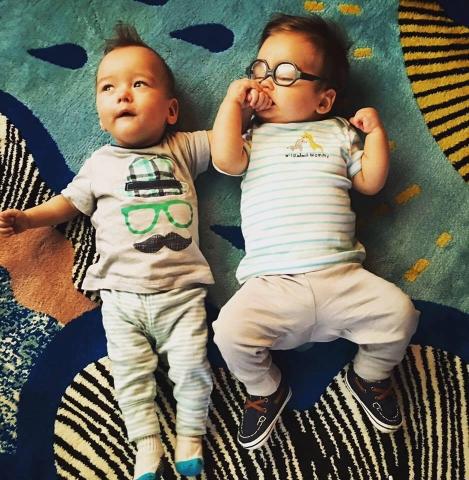 Oscar and Felix Montgomery - CORE family updates