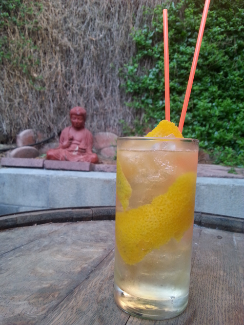 Aero Club Bourbon Rickey cocktail recipes - Rickey cocktails