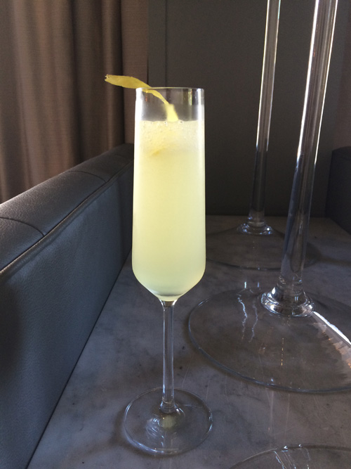Italian Ice cocktail recipe - Limoncello cocktails