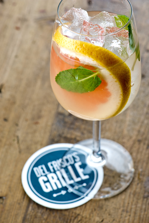 Del Frisco's Grille Dutch Mule cocktail recipe - 75 years of the Moscow Mule