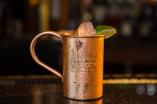 The Original Moscow Mule cocktail recipe - 75 years of the Moscow Mule