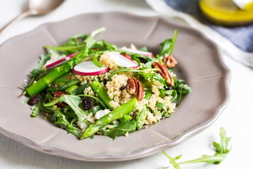 Quinoa Arugula Summer Salad food recipe - Angostura Bitters food and drink recipes