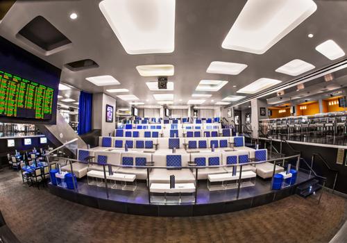 Lagasse's Stadium in Las Vegas stadium seating - Top sports bars in the United States