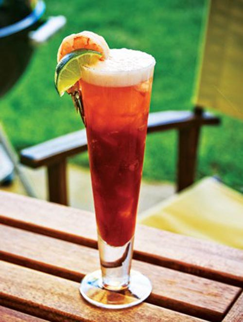 Chabela Cortez cocktail recipe - 2016 National Beer Lover's Day recipes