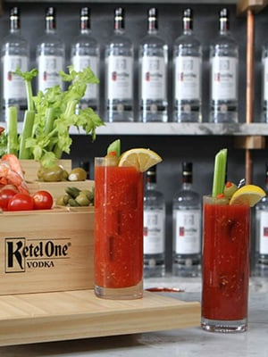 Ketel One Bloody Mary cocktail recipe - 2016 National Vodka Day
