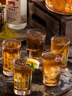 Smithworks Sweet Tea cocktail recipe - 2016 National Vodka Day