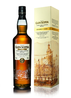 Glen Scotia Double Cask scotch whisky - Loch Lomond Group portfolio