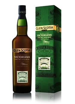 Glen Scotia Victoriana scotch whisky - Loch Lomond Group portfolio