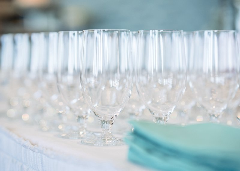 Libbey Foodservice Neo high performance glassware for holiday events