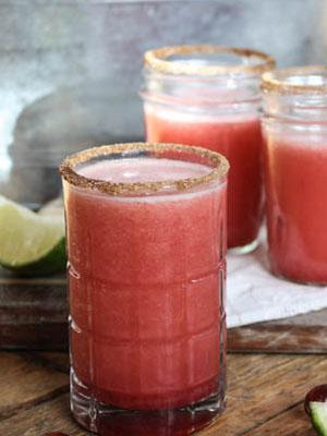 Cranberry Margarita cocktail recipe - Black Wednesday 2016 recipes
