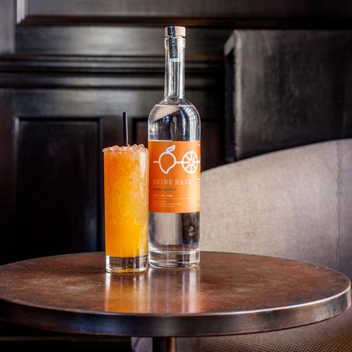 Orange is the New Black cocktail recipe - Drumbar #CocktailsandChill menu