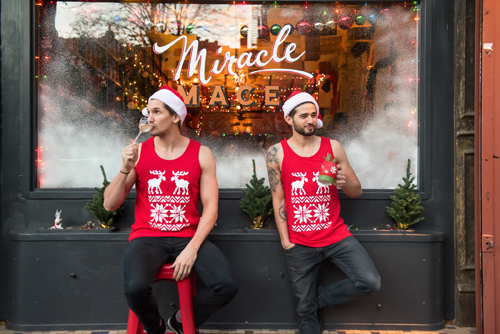 Miracle at Mace NYC holiday pop-up bar