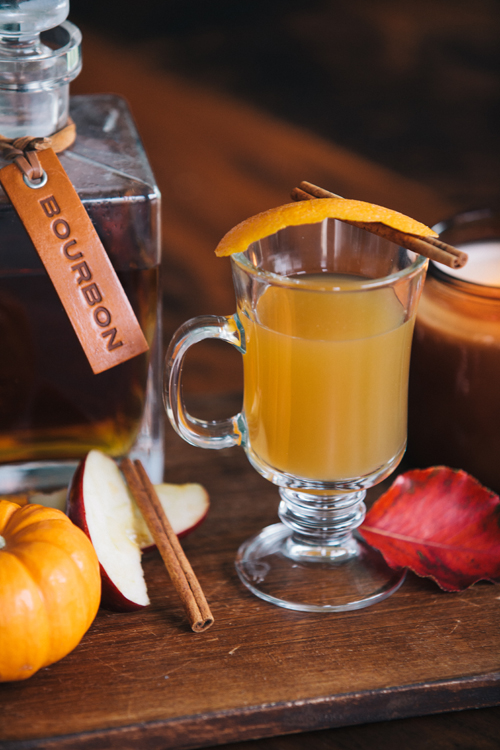 Fireside Toddy cocktail recipe - 10 Unique Thanksgiving, fall and winter cocktails
