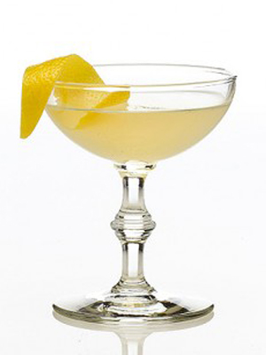 Bee's Knees cocktail recipe - Repeal Day cocktails