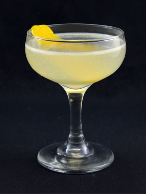 Corpse Reviver No. 2 cocktail recipe - Repeal Day cocktails
