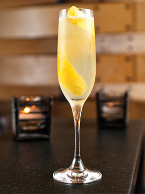 French 75 cocktail recipe - Repeal Day cocktails