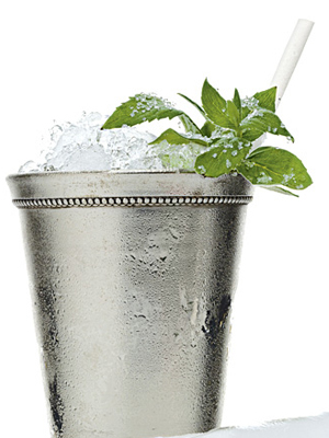 Mint Julep cocktail recipe - Repeal Day cocktails