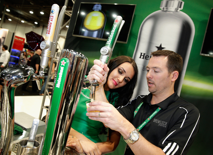 The Beer Experience - 2017 Nightclub & Bar Conference and Trade Show