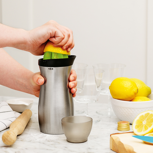 Tovolo 4-in-1 Stainless Cocktail Shaker - Cocktail shaker roundup