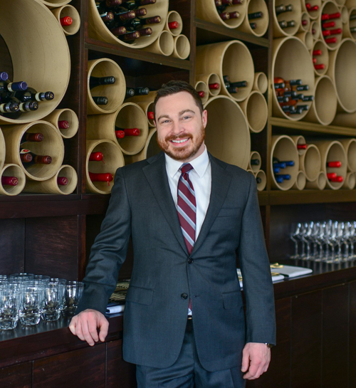 Jeff Cambiano, wine director at Bluestem - 2017 Sommelier wine predictions