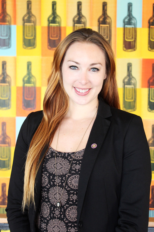 Jenelle Engleson, sommelier at City Winery - 2017 Sommelier wine predictions